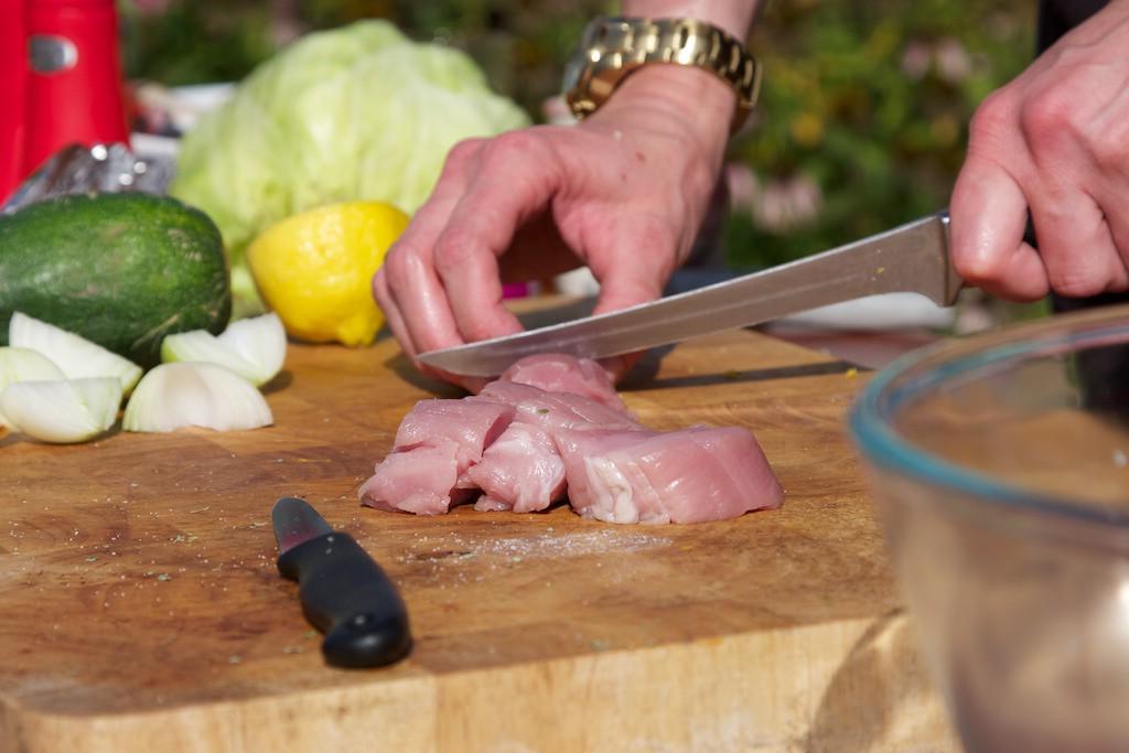 Vepřová kýta na katův šleh - nejlepší maso